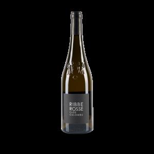 Ribbe rosse blanc vin de Corse