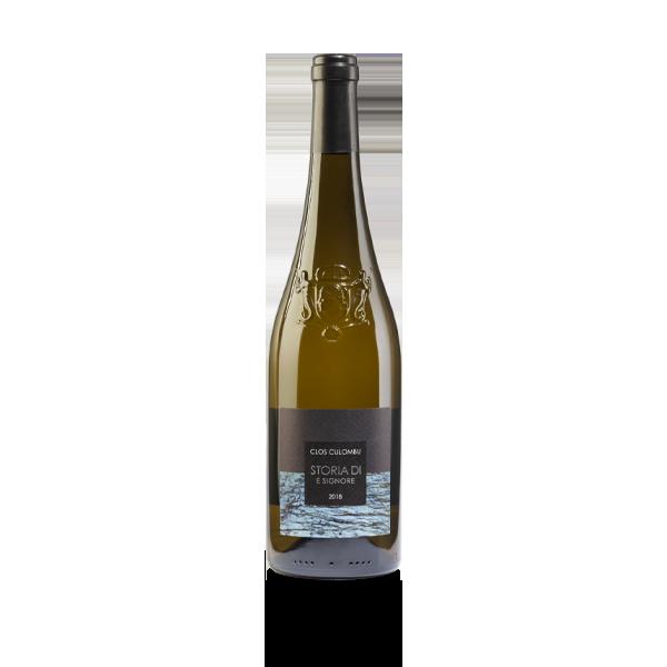 Storia di blanc vin de Corse