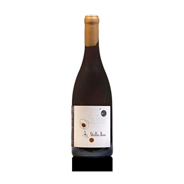 Stella rose rouge vin de Corse