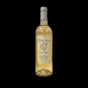Costa Rossa blanc vin de Corse