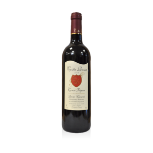 Costa Rossa rouge vin de Corse