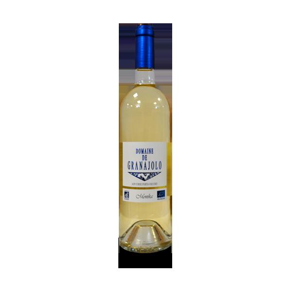 Monika blanc vin de corse
