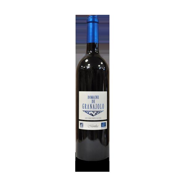 Monika rouge vin de Corse