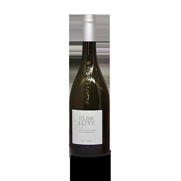 Clos Alivu blanc vin de Corse