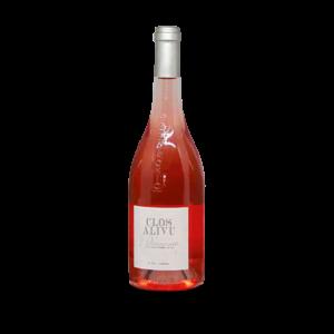 Clos Alivu rosé vin de Corse