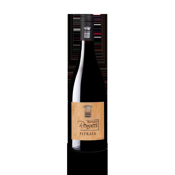 Pitraia rouge vin de Corse