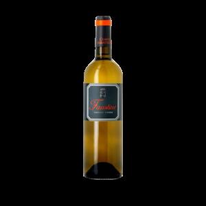 Faustine blanc vin de Corse