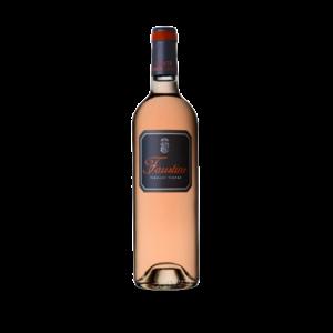 faustine rosé vin de Corse