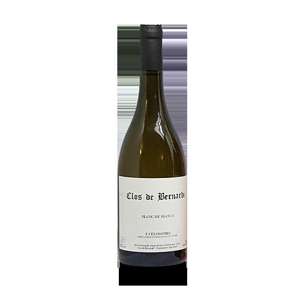 Clos de Bernardi blanc vin de Corse