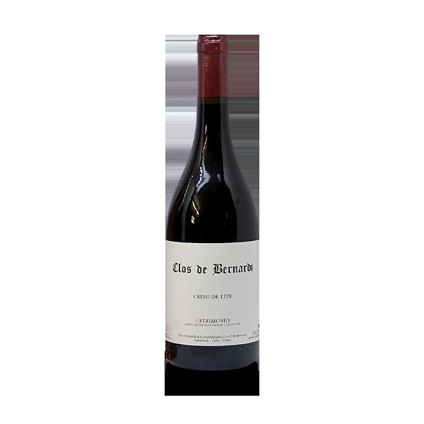 Clos de Bernardi rouge vin de Corse