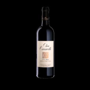Clos canarelli rouge vin de corse