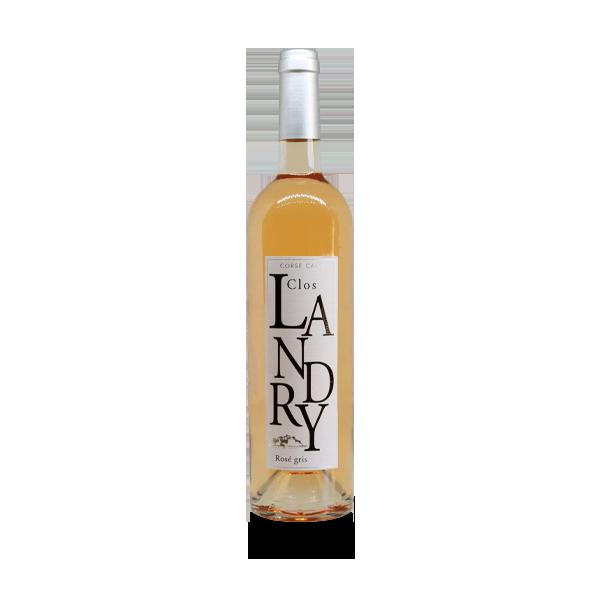 Cos Landry rosé vin de Corse