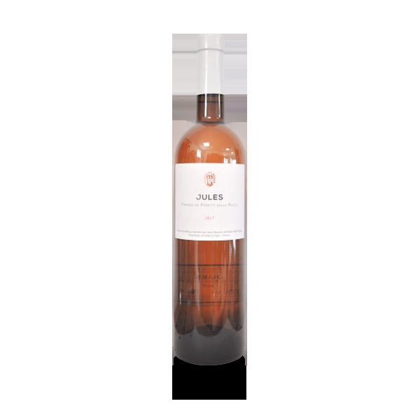 Jules rosé vin de Corse