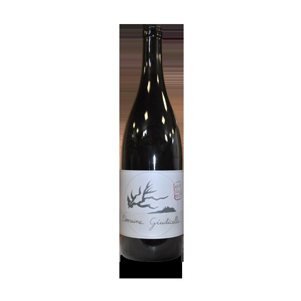 Patrimonio rouge non filtré vin de Corse