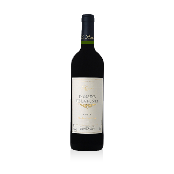 Balianu rouge vin de Corse