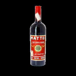 Mattei Cap Corse rouge