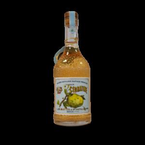 Cedratine liqueur de Corse