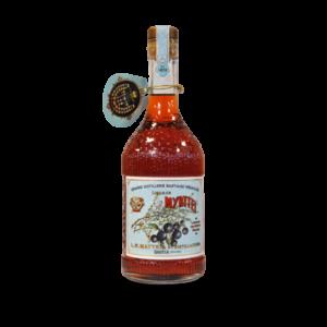 Myrthe rouge liqueur de Corse