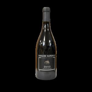 Cuvée Oenothèque rouge vin de Corse