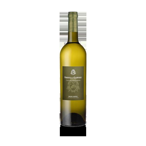Cuvée des gouverneurs blanc vin de Corse
