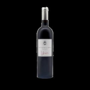 Signature rouge vin de Corse