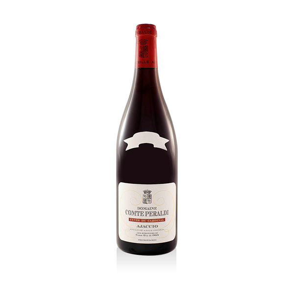 Clos Cardinal rouge vin de Corse