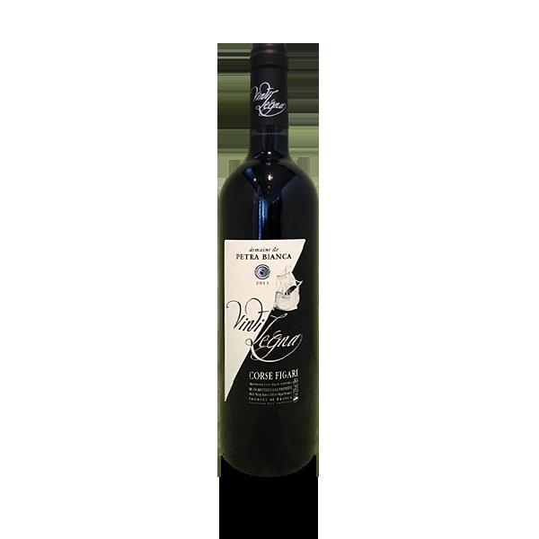 Petra Bianca rouge vin de Corse