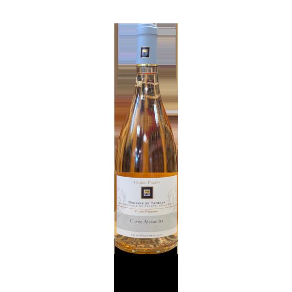 Tanella rosé vin de Corse