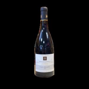Tanella rouge vin de Corse