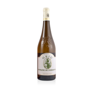 oriu blanc vin de Corse