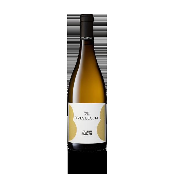 Altra Biancu blanc vin de Corse