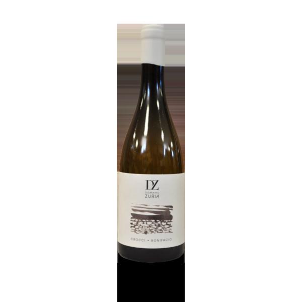 Zuria Crocci blanc vin de Corse