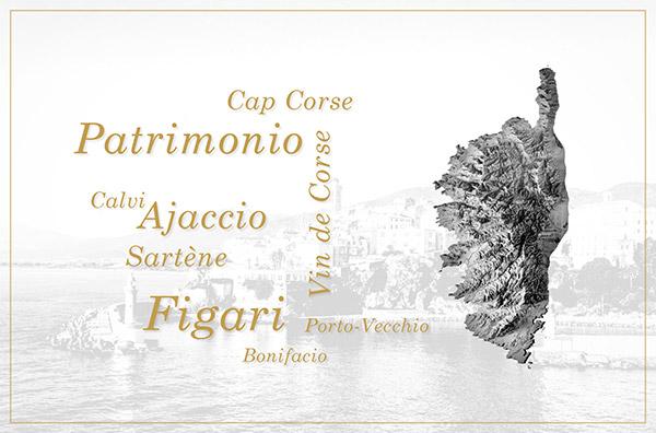 40 domaines et 150 vins de Corse
